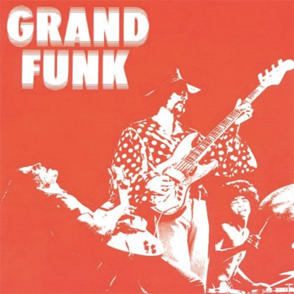 Grand Funk Railroad - Red Album