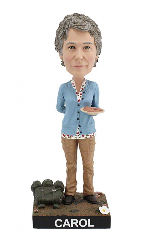 The Walking Dead Carol Bobble Head