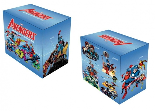 Avengers: Earth Mightiest Box Set