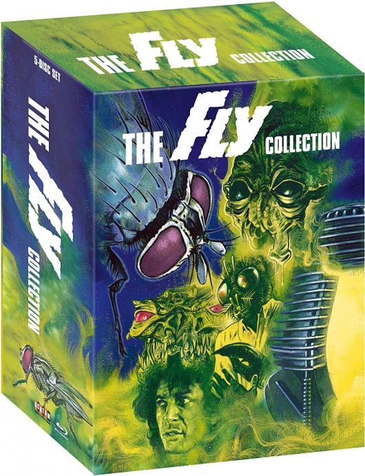 The Fly Collection box set