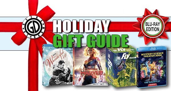 Holiday Blu-ray Gift Guide 2019