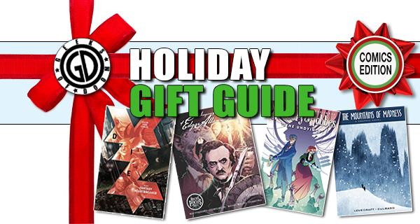 Holiday Comics Gift Guide 2019