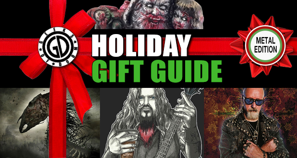 Holiday Metalhead Gift Guide 2019