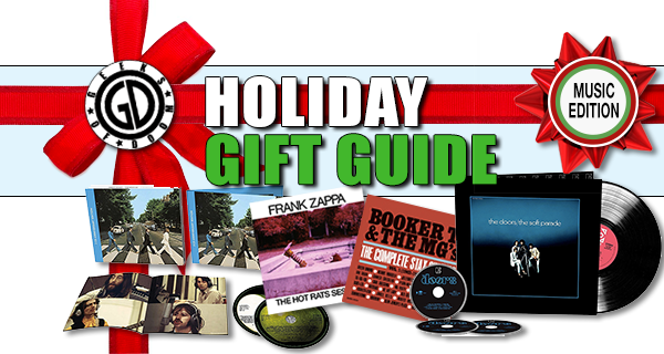 Holiday Music Gift Guide 2019