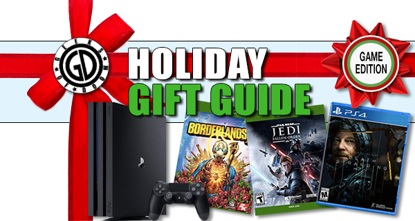 Holiday Game Gift Guide 2019