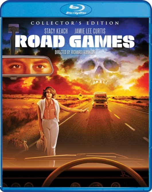 Blu-ray Review: Road Games (Collector's Edition) Cover Art