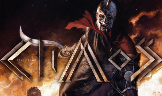 Sons Of Chaos By Chris Jaymes Header