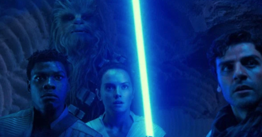 Star Wars The Rise Of Skywalker header