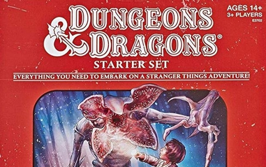 Stranger Things D&D